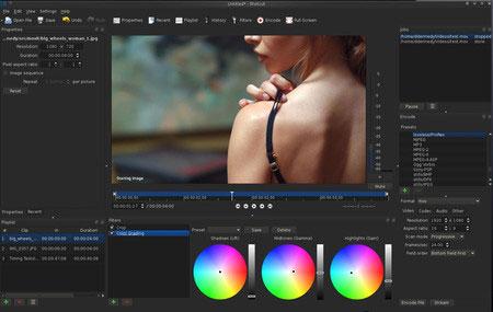 editor de vídeos online sin descargar gratis