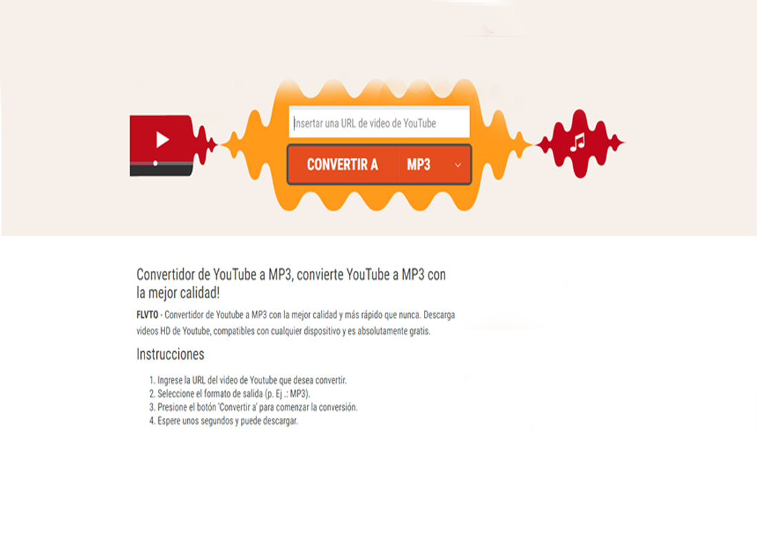 cómo convertir videos de youtube a mp3