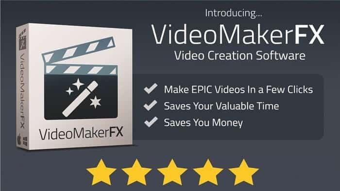 Características del VideoMakerFX para Editar videos online gratis