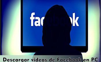 cómo descargar videos de facebook en pc