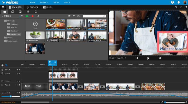 editores de vídeos para novatos