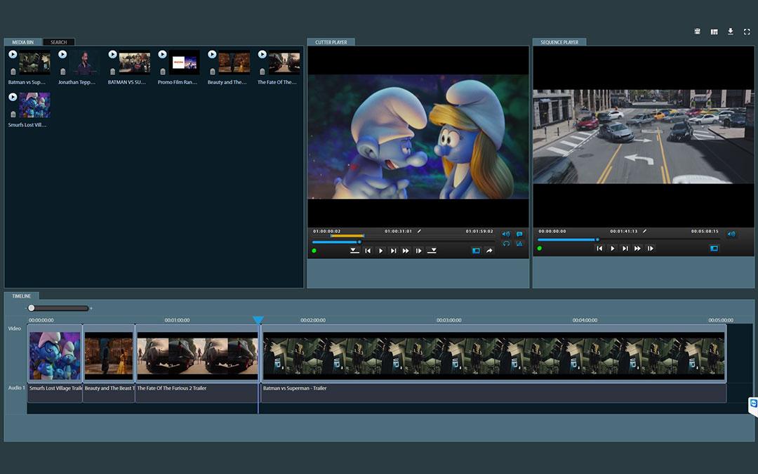 editores de vídeos para principiantes