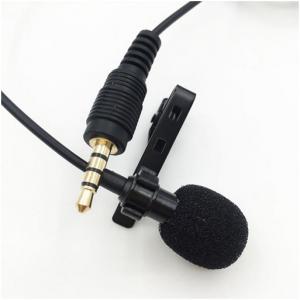 Micrófonos de solapa alámbricos