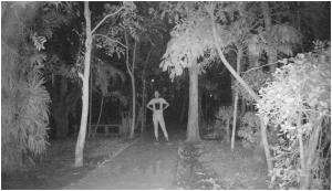 Cámara visión nocturna