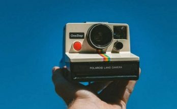 Camara de fotos instantanea