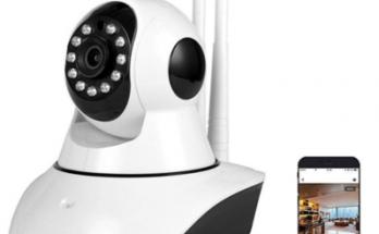 Cámara de vigilancia para ver desde el móvil