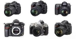 cámara DSLR
