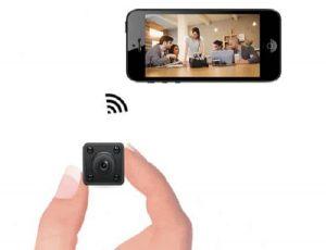 Cámara espía Wifi