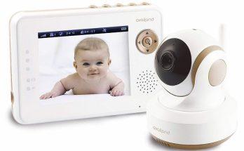 cámara vigilancia bebé