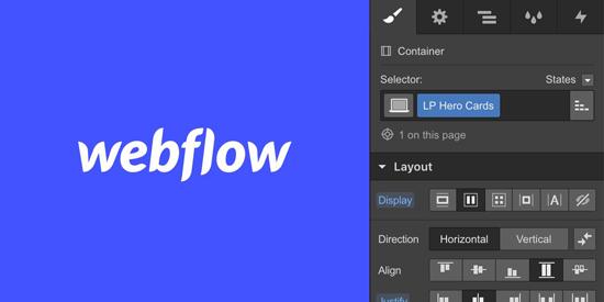 conociendo webflow